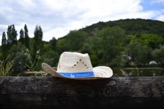 chapeau France Bleu